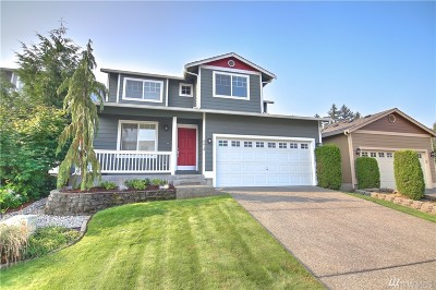 Puyallup Single Family Home For Sale: 6618 132nd St E