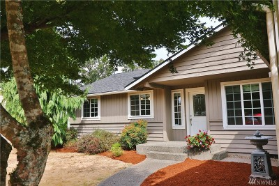 Marysville Single Family Home For Sale: 5005 139th Place NE