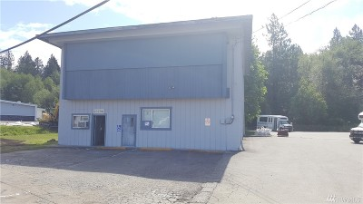 Mason County Commercial For Sale: 23770 NE State Route 3