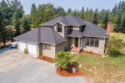 Sultan Single Family Home For Sale: 13102 Trout Farm Rd