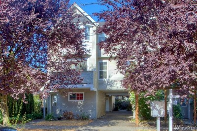 Seattle Single Family Home For Sale: 8835 Stone Ave N #B