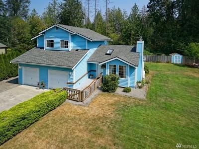 Gig Harbor Single Family Home For Sale: 7805 56th Av Ct NW
