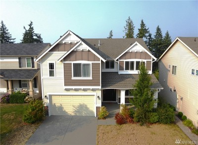 Mount Vernon Single Family Home For Sale: 5625 Timber Ridge Drive
