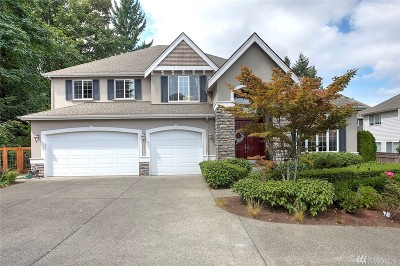 Bellevue Single Family Home For Sale: 16071 SE 45th Place