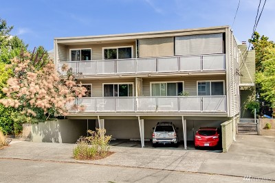 Seattle Condo/Townhouse For Sale: 4310 Dayton Ave N #302