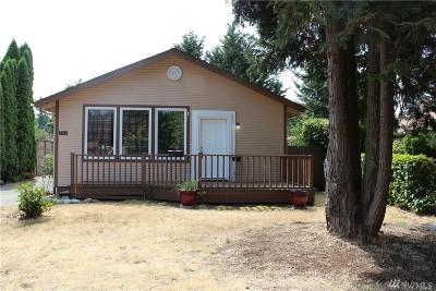Lakewood Single Family Home For Sale: 8312 Washington Blvd SW