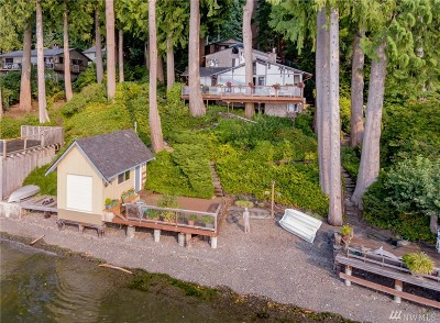 Gig Harbor Single Family Home For Sale: 6010 106th Ave NW