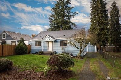 Tacoma WA Single Family Home For Sale: $289,800
