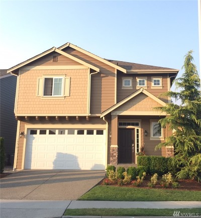Bothell Single Family Home For Sale: 14619 46th Ave SE