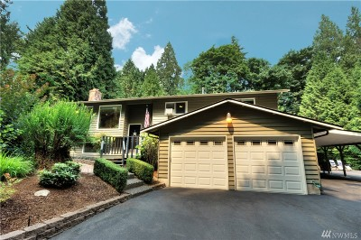 Bothell Single Family Home For Sale: 23229 53rd Ave SE