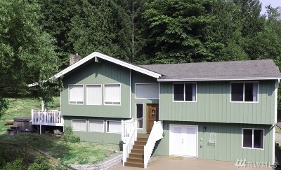 Snohomish Single Family Home For Sale: 1121 181 St Ave NE