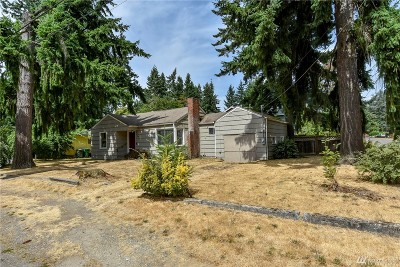 Seattle Single Family Home For Sale: 1940 NE 107th St