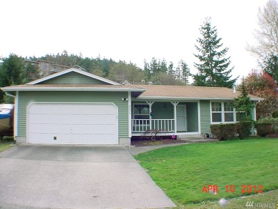 Anacortes Single Family Home For Sale: 3505 W 6th St