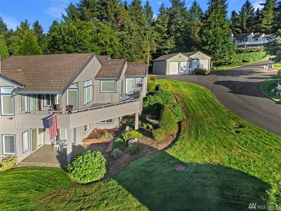 Steilacoom Condo/Townhouse For Sale: 134 Cormorant Dr