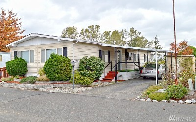 Bellingham Mobile Home For Sale: 1200 Lincoln St #409