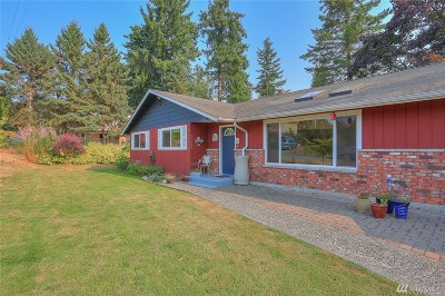 Lynnwood Single Family Home For Sale: 21609 Locust Wy