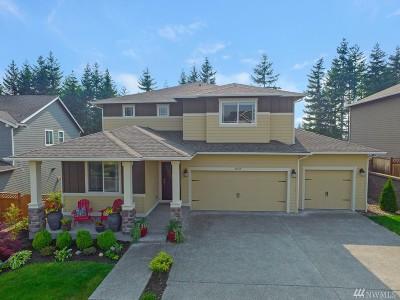 Bonney Lake Single Family Home For Sale: 14312 Overlook Dr E