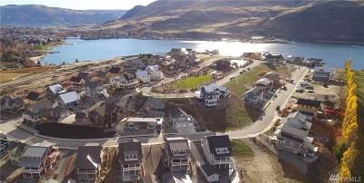 Chelan, Chelan Falls, Entiat, Manson, Brewster, Bridgeport, Orondo Residential Lots & Land For Sale: 289 Bobcat Lane