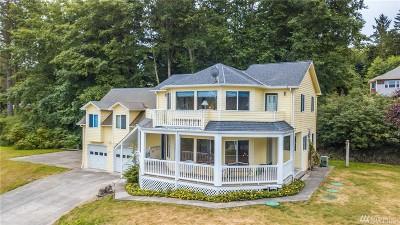 Oak Harbor Single Family Home For Sale: 2011 Sandusky Rd