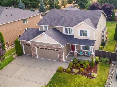 Graham Single Family Home For Sale: 22903 85th Av Ct E