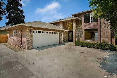Lake Tapps Single Family Home For Sale: 5321 193rd Av Ct E