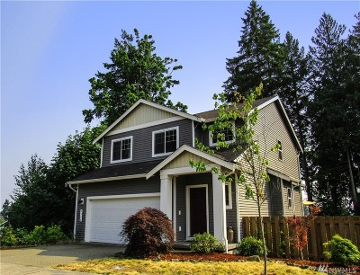 Tumwater Single Family Home For Sale: 1348 Ebbets Dr SW
