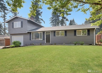 Puyallup Single Family Home For Sale: 12708 106th Av Ct E