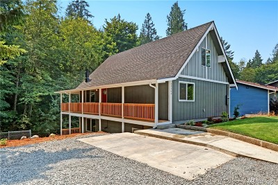 Monroe Single Family Home For Sale: 25304 Old Owen Rd