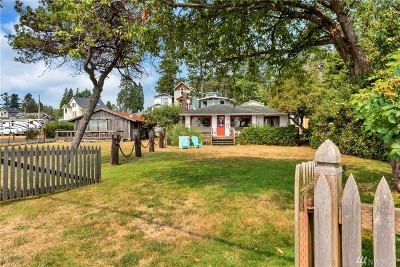Whatcom County Single Family Home For Sale: 8200 Birch Bay Dr