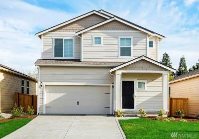 Spanaway Single Family Home For Sale: 19213 20th Av Ct E