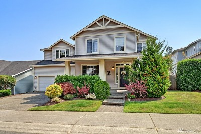 Everett Single Family Home For Sale: 11315 45th Ave SE