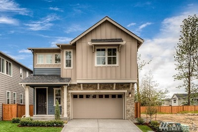 Bothell Single Family Home For Sale: 22320 44th Dr SE