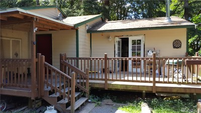 Snohomish Single Family Home For Sale: 21628 47th St SE