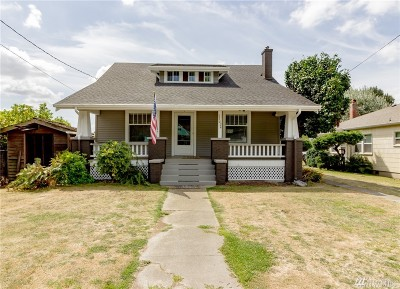 Puyallup Single Family Home For Sale: 11424 Valley Ave E