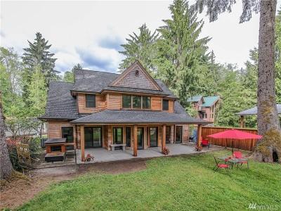 Granite Falls Single Family Home For Sale: 5710 207 Dr NE