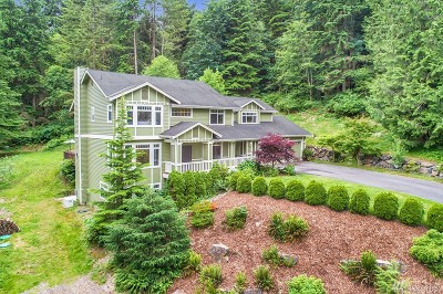 Woodinville Single Family Home For Sale: 24228 Paradise Lake Rd