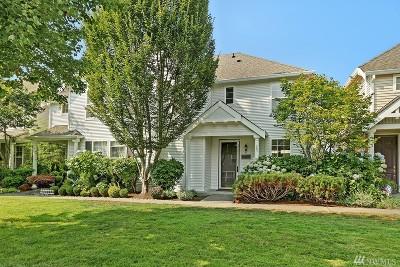 Sammamish Condo/Townhouse For Sale: 421 227th Lane NE #45