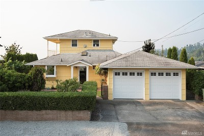 Edmonds Single Family Home For Sale: 1029 Bell St