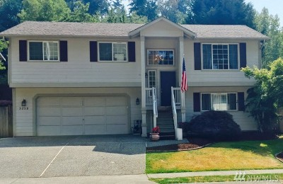 Bothell Single Family Home For Sale: 3228 201st Place SE