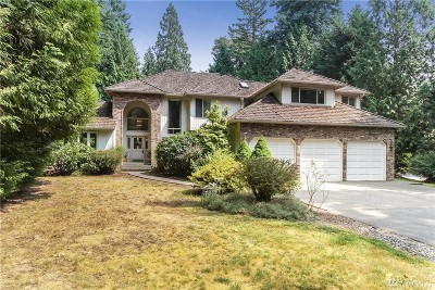 Woodinville Single Family Home For Sale: 23319 81st Ave SE