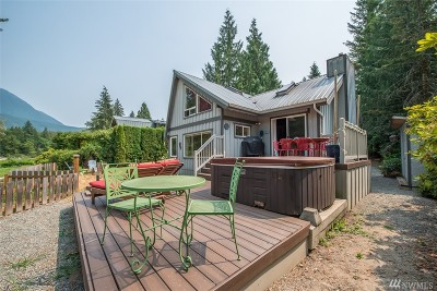 Gold Bar Single Family Home For Sale: 44425 Fir Rd