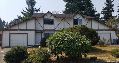 University Place Multi Family Home For Sale: 4820 79th Ave W