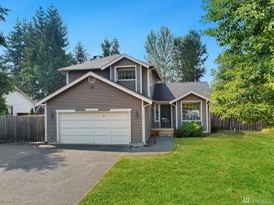 Bonney Lake Single Family Home For Sale: 11012 209th Ave E