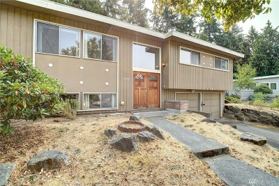 Mountlake Terrace Single Family Home For Sale: 6402 234th Place SW