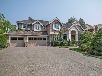 Sammamish Single Family Home For Sale: 2312 279th Dr SE