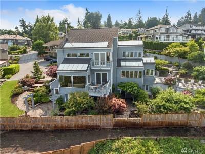 Mukilteo Single Family Home For Sale: 875 Washington Ave