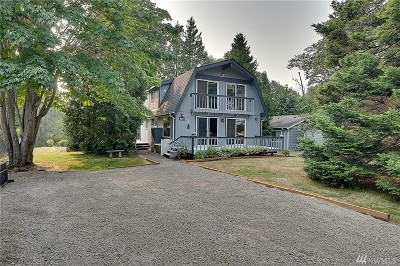 Blaine Single Family Home For Sale: 8139 Comox Lp