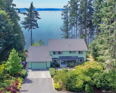Stanwood Single Family Home For Sale: 16930 Marine Dr