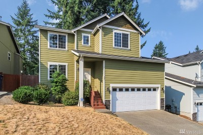 Mill Creek Single Family Home For Sale: 227 159th St SE
