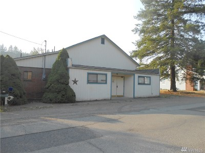 Winlock Single Family Home For Sale: 1009 SE 1st St